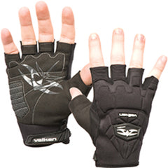 Valken Impact Half <br>Finger Gloves