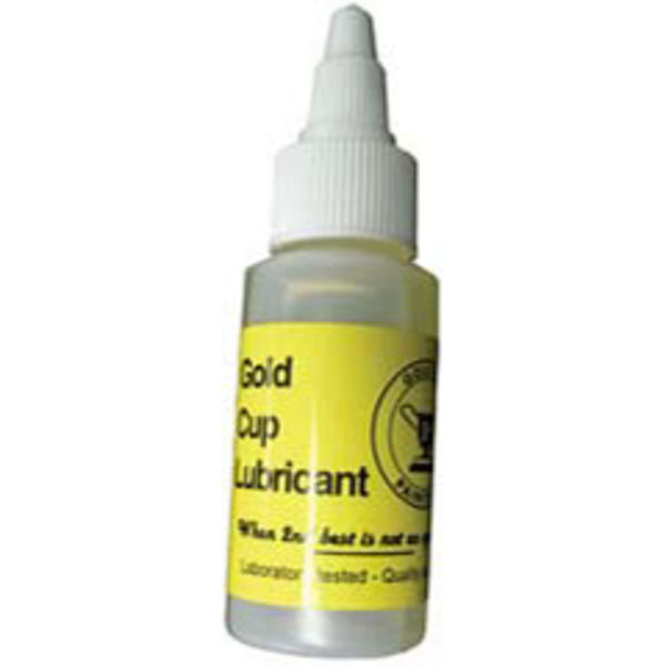 Gold Cup Marker Oil