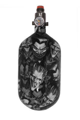 Ninja SL Comp Air Tank <br>w/Ultralite Reg 68/4500<br> Joker Graphic