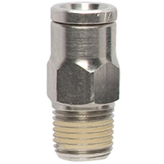 Valken Nickel Plated <br>Macro Fitting - Straight