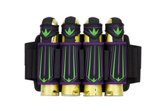 Bunkerkings Supreme <br>4+7 Harness <br> Purple Lime
