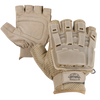V-TAC Half Finger <br>Plastic Back Gloves