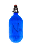 Ninja Comp Air Tank <br>w/Ultralite Reg 68/4500<br> Translucent Blue