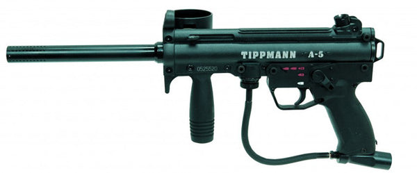 Tippmann A5 <br> with Selector Switch eGrip
