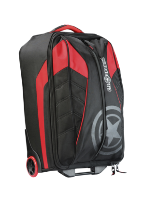 GI Sports Fly'R <br>Gearbag - Black/Red