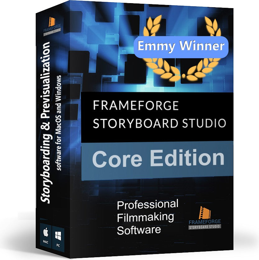 FrameForge CORE Edition Box