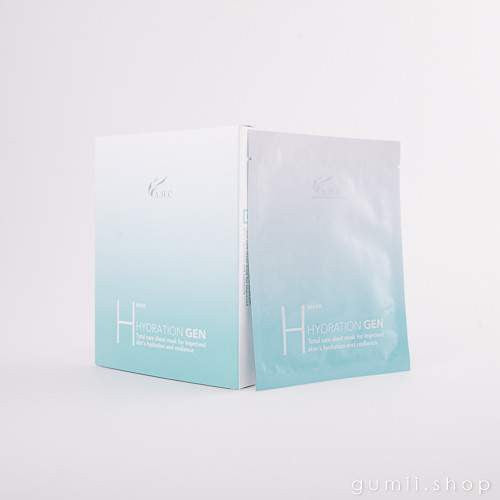 A.H.C Hydration Gel Sheet Mask, sheetmask,A.H.C., asian skincare