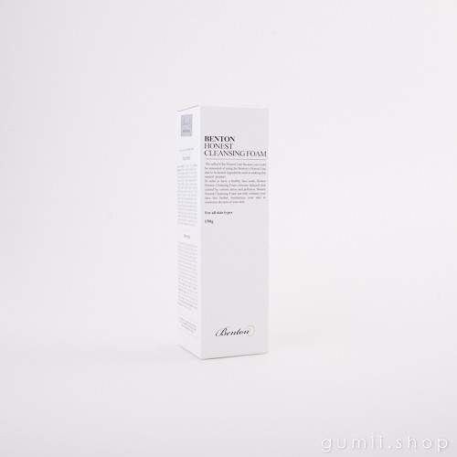 BENTON Honest Facial Cleansing Foam,Sheet Mask,Benton, Asian skin care