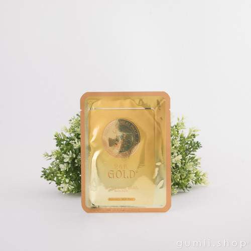 Elizavecca 24K Gold Waterdew Snail Milky Piggy Anti-Aging Sheet Mask
