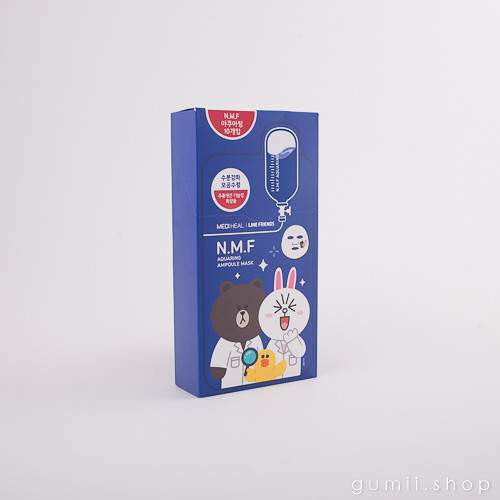Mediheal Line Friends  N.M.F All Friends Moisturizing Mask,Sheet Mask,Mediheal, Asian skin care