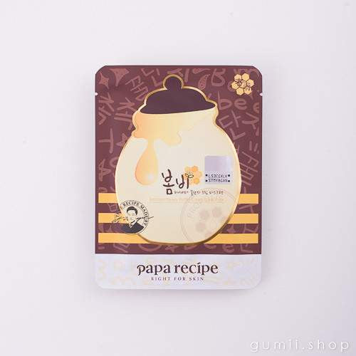 PAPA RECIPE Honey Butter Cream BOMBEE Mask, sheetmask,PAPARECEIPE, asian skincare