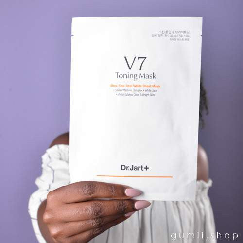 DR.JART + V7 TONING Sheet mask, sheetmask,Dr. Jart+, asian skincare