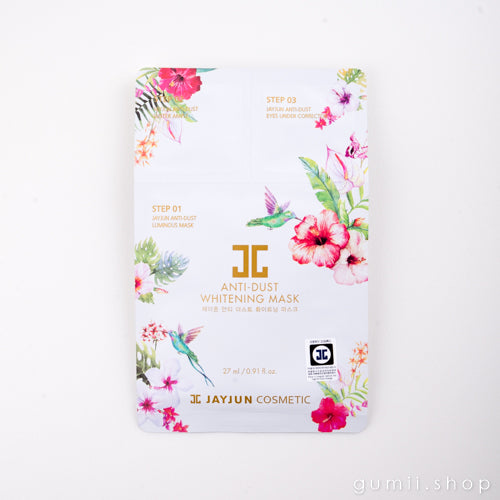 JayJun Anti Dust Therapy Mask Whitening,Sheet Mask,JayJun, Asian skin care
