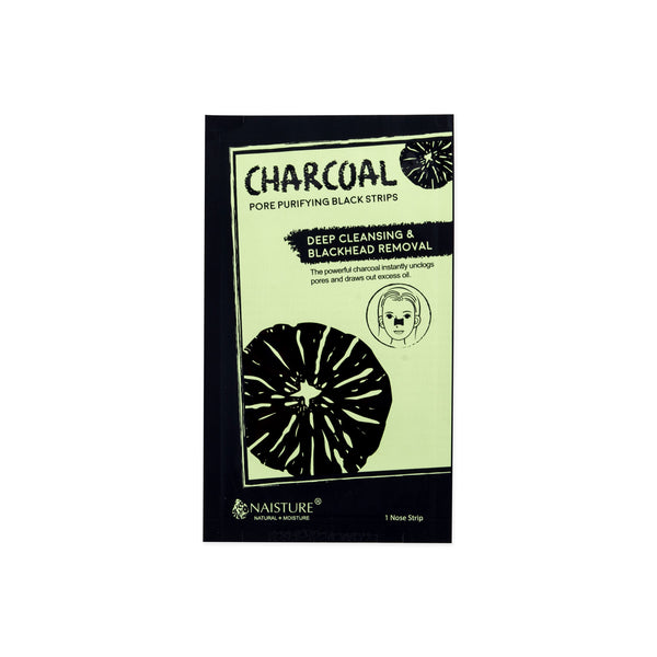 Naisture Charcoal Purifying Black Nose Strips