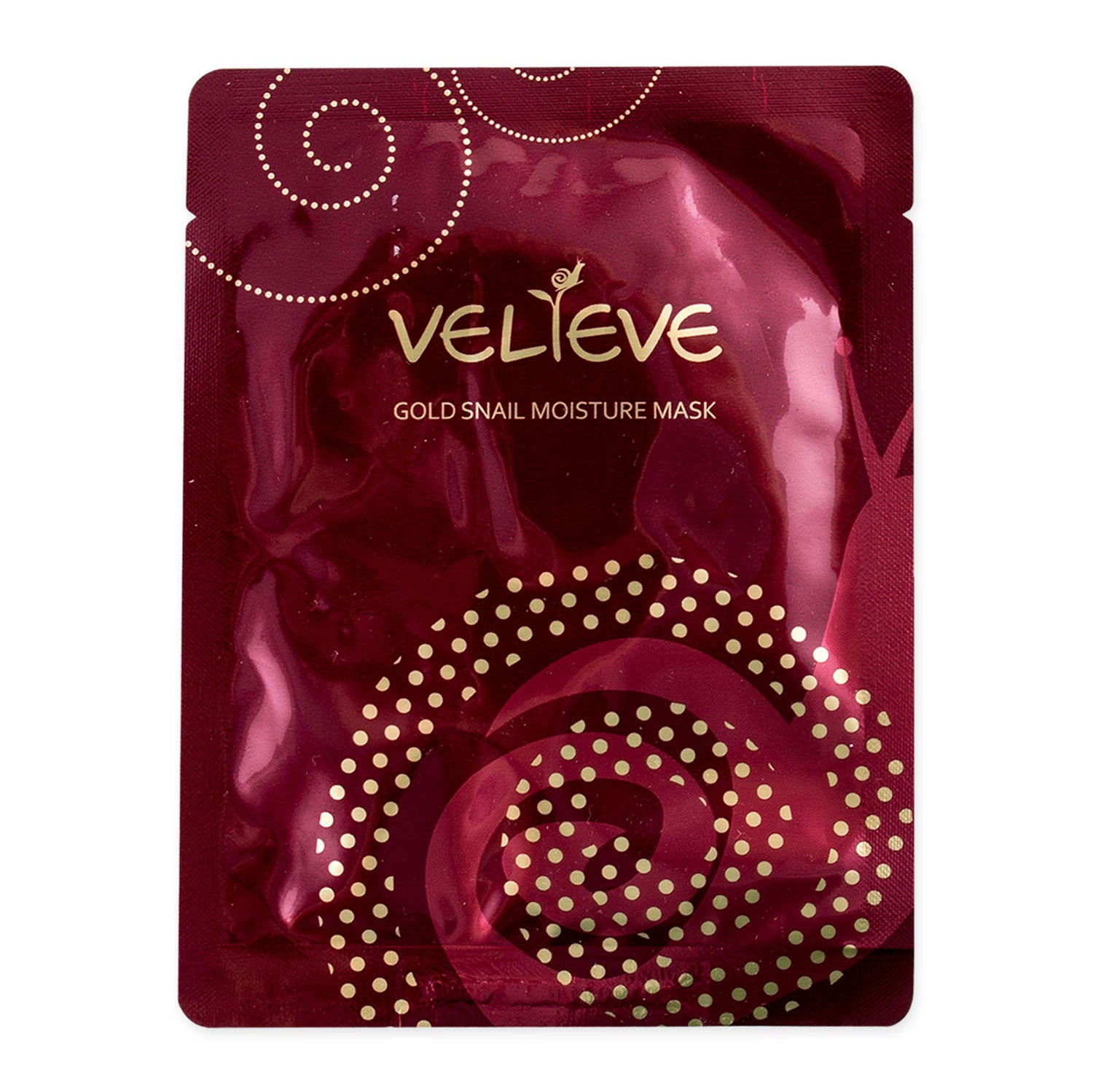 BELLAMONSTER Velieve Gold Snail Moisture Mask, sheetmask,Velieve, asian skincare