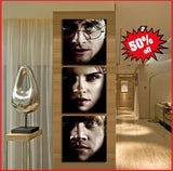 Awesome Harry Potter Canvas Wall Art