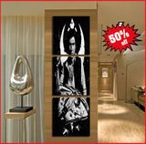 starwars art canvas awesome