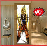 Awesome Dragon Ball Art Canvas