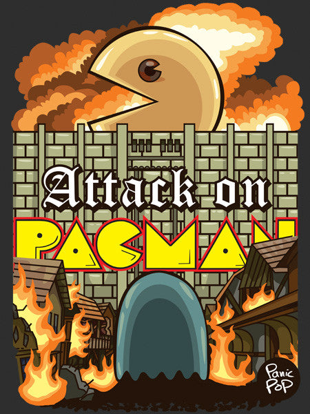 Attack on Pacman