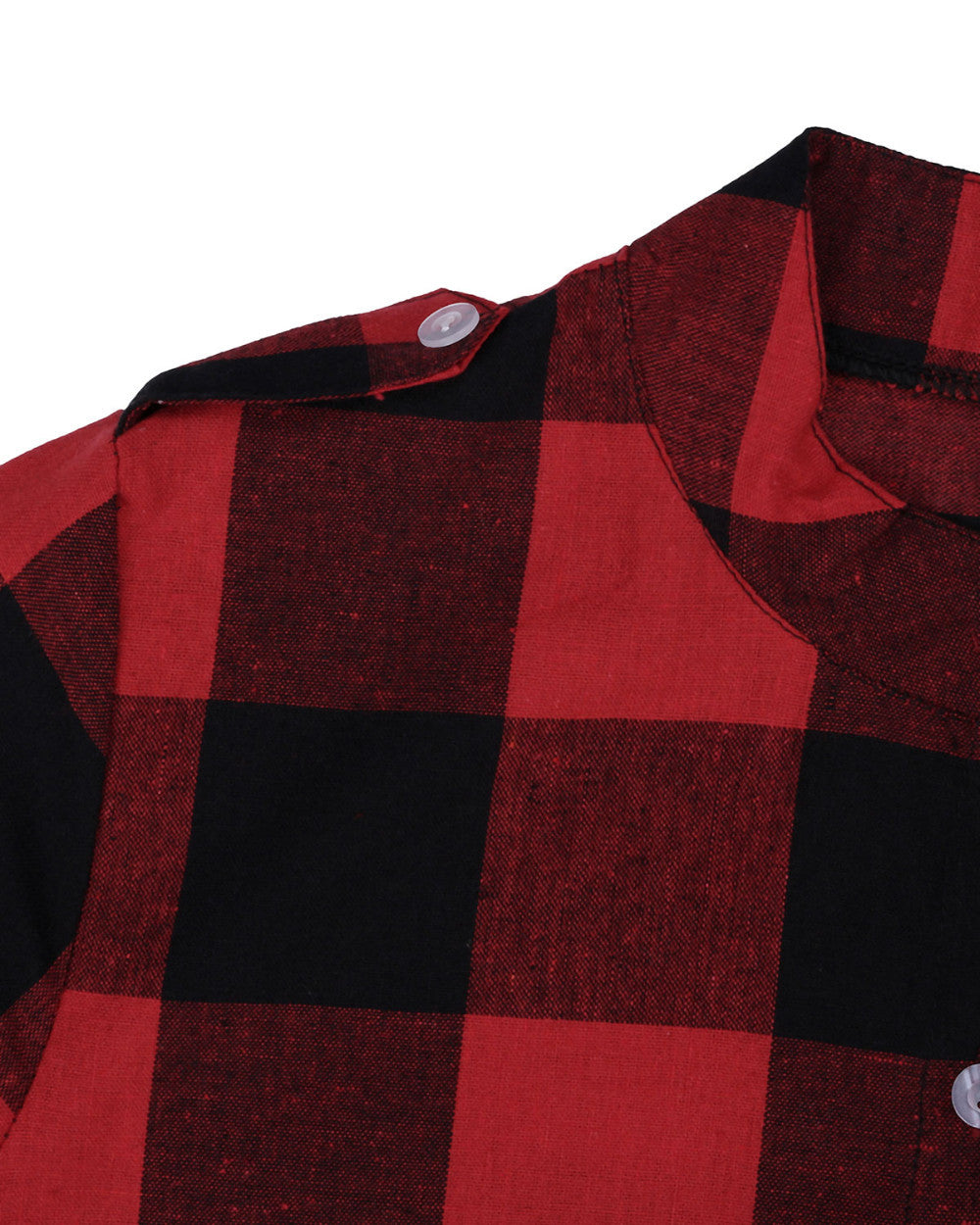 Autumn Plaid Shirt (2 versions)