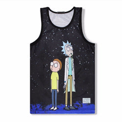 Rick and Morty Tank