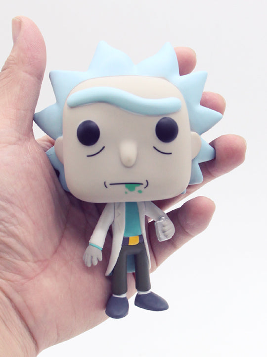 Rick and Morty Vinyl