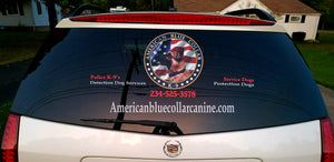 Vehicle Graphics & Vinyl Decals