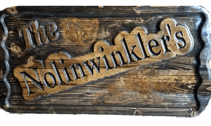 Personalized Carved Wooden Signs | Cabin Signs | Lake House Signs | ManCave Signs | Custom Wood Sign | DG Custom Graphics