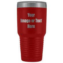 Load image into Gallery viewer, Personalized Laser Engraved 30 oz. Vacuum Tumbler