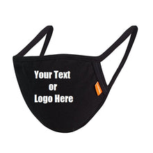 Load image into Gallery viewer, Custom Personalized Designed AntiDust Mask/Multiple Colors