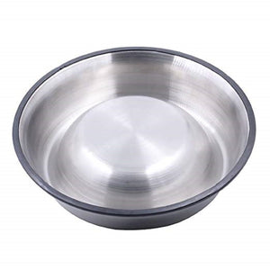 Custom Personalize Your Stainless Steel Pet/Dog/Cat Bowl with Pet Name or Text | DG Custom Graphics