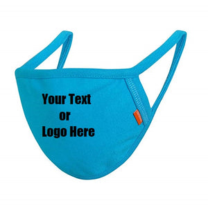Custom Personalized Designed AntiDust Mask/Multiple Colors