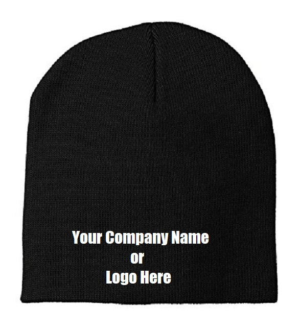 Custom Personalize Embroider Your Company Name, Logo or Text