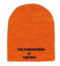 Load image into Gallery viewer, Custom Personalize Embroider Your Company Name, Logo or Text