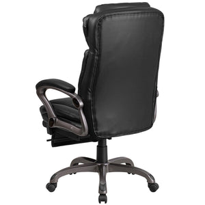 Custom Designed Ergonomic Executive Chair With Your Personalized Name & Graphic