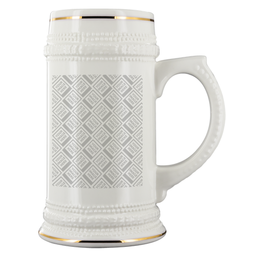 Personalized Beer Stein | teelaunch