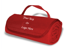 Load image into Gallery viewer, Custom Personalized Fleece Throw Blanket | DG Custom Graphics