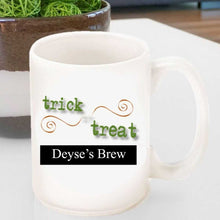 Load image into Gallery viewer, Personalized Halloween Coffee Mugs | JDS