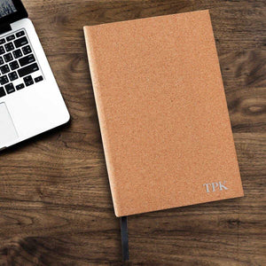 Personalized Journal - Cork | JDS