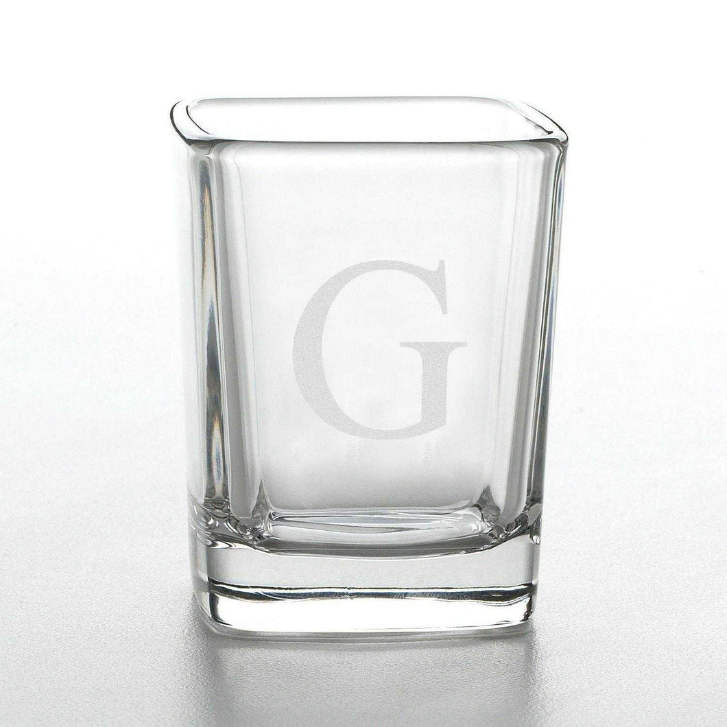 Personalized Shot Glasses - Square - Aris - Executive Gifts | JDS