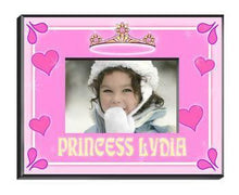 Load image into Gallery viewer, Personalized Little Girl Collection of Children's Picture Frames - All | JDS