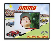 Load image into Gallery viewer, Personalized Little Boy Children's Picture Frames - All | JDS