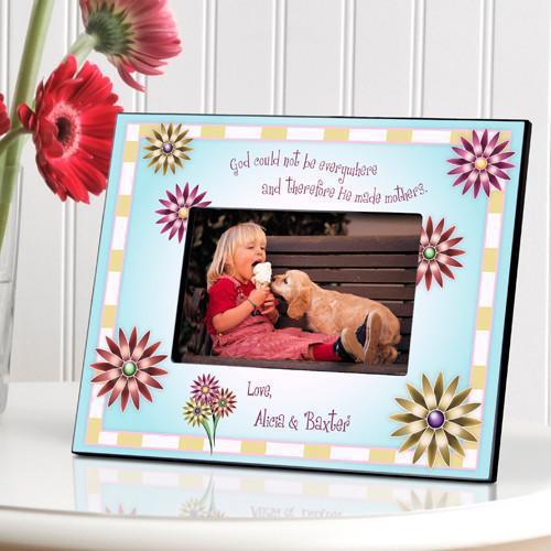 Personalized Mothers Poem Frame - God Made Mothers | JDS