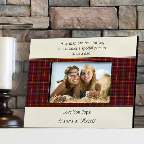 Personalized Father's Poem Frame | JDS