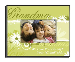 Personalized Delicate Daisy Frame - Grandma | JDS