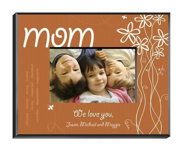 Personalized Breath of Spring Frame - Mom | JDS