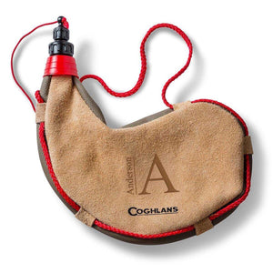 Personalized Wineskin - Leather - 1 Liter | JDS