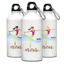 Load image into Gallery viewer, Personalized Go-Girl Water Bottle - Golfer, Runner, Shopper, Yoga | JDS