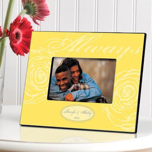 Personalized Couple's Frame - Always | JDS