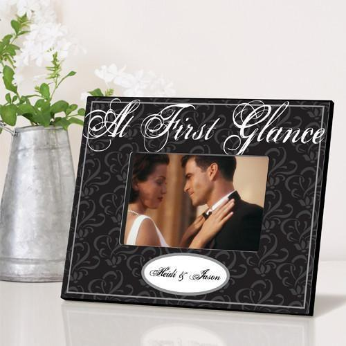Personalized Couple's Frame - At A Glance | JDS